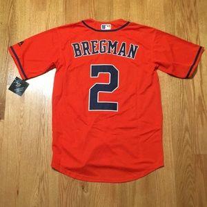 Houston Astros #2 Bregman jersey